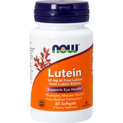 NOW Lutein 60 softgels N3058