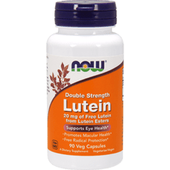 NOW Lutein Double Strength 90 vcaps N3069