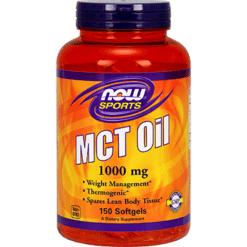 NOW MCT Oil 1000 mg 150 softgels N21960