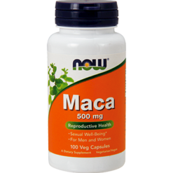 NOW Maca 500 mg 100 caps N4721