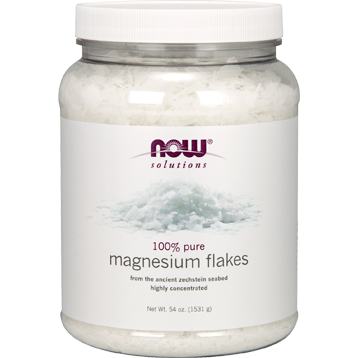 NOW Magnesium Flakes 54 oz N77387