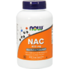 NOW NAC 600 mg 250 vcaps N0086