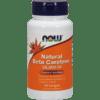 NOW Natural Beta Carotene 25000 IU 90 gels N0320