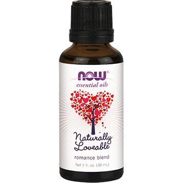 NOW Naturally Loveable Romance Oil Blend 1oz N76113