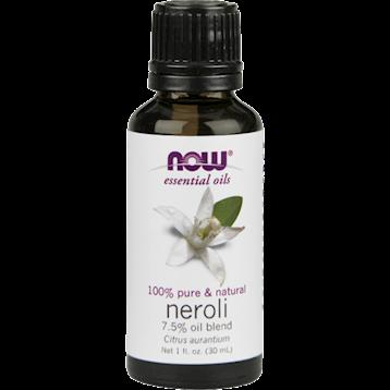 NOW Neroli Oil 7.5 Oil Blend 1 fl oz N75765