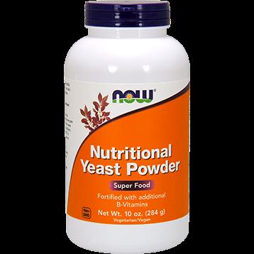 NOW Nutritonal Yeast Powder 10 oz N2460