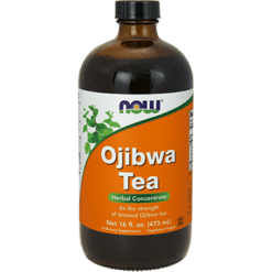NOW Ojibwa Tea Liquid 16 fl oz N4855