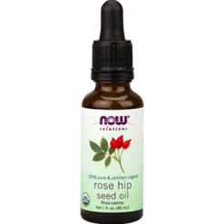 NOW Organic Rose Hip Seed Oil 1 oz N75949
