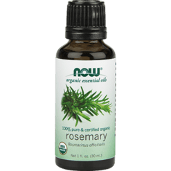 NOW Organic Rosemary Oil 1 fl oz N74607