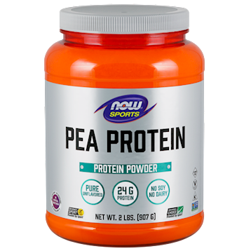 NOW Pea Protein 2lbs N2135