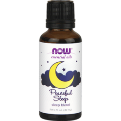NOW Peaceful Sleep Oil Blend 1 fl oz N76076