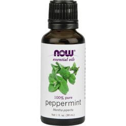 NOW Peppermint Oil 1 oz N7585