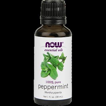 NOW Peppermint Oil 1 oz N7585