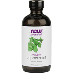 NOW Peppermint Oil 4 oz N7586