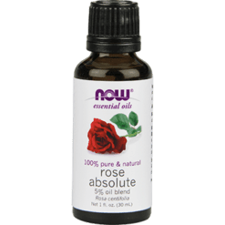 NOW Rose Absolute 5 Blend Oil 1 oz N07597