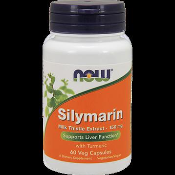 NOW Silymarin 150 mg 60 vegcaps N4735