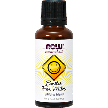 NOW Smile for Miles Oil Blend 1 fl oz N76335