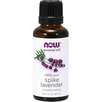 NOW Spike Lavender Oil 1 fl oz N74638