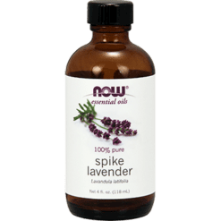 NOW Spike Lavender Oil 4 fl oz N74621