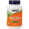 NOW Spirulina 500 mg 200 tabs N2698