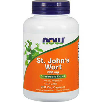 NOW St. Johns Wort 300 mg 250 caps N4761