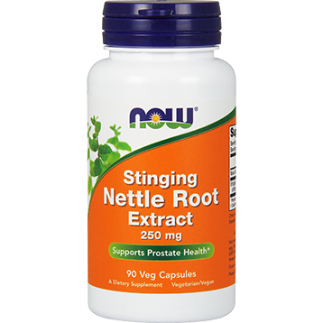 NOW Stinging Nettle Root Ext 250 mg 90 caps N4719