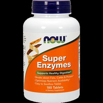 NOW Super Enzymes 180 tabs N2962