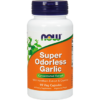 NOW Super Odorless Garlic 90 caps N1815