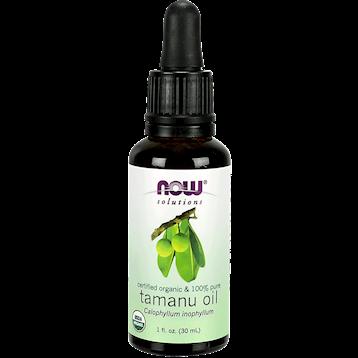 NOW Tamanu Oil Organic 1 fl oz N77394