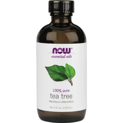 NOW Tea Tree Oil 4 fl oz N7626