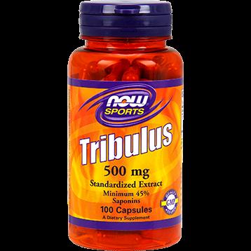 NOW Tribulus 500 mg 100 caps N2170