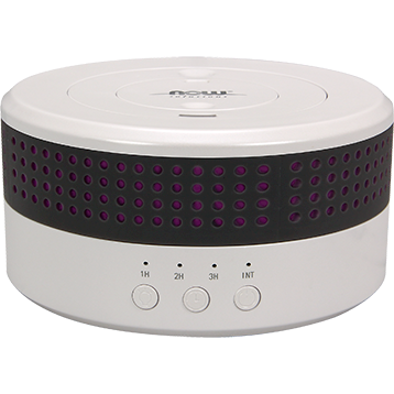 NOW Ultrasonic Circular Dual Mist Diffuser N75222