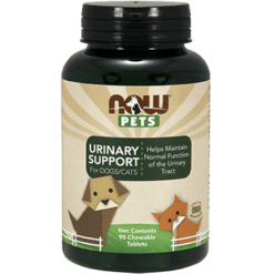 NOW Urinary Support for Dogs Cats 90 tabs N43207