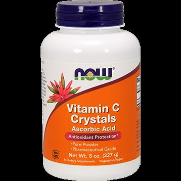 NOW Vitamin C Crystals 8 oz N07902