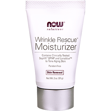 NOW Wrinkle Rescue Moisturizer 2 oz N3365