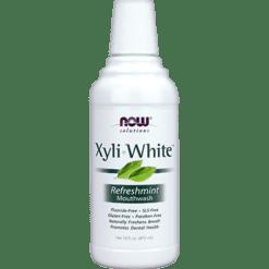 NOW XyliWhite Mouthwash 16 fl oz N8095