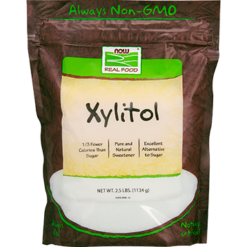 NOW Xylitol 2.5 lbs N6986