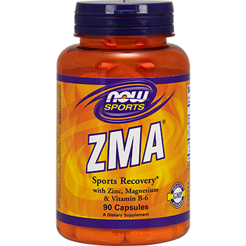 NOW ZMA Sports Recovery 90 caps N2200