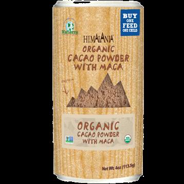 Natierra Cacao with Maca Shaker 4 oz NT3676