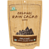 Natierra Organic Raw Cacao Nibs 10 oz NT4765