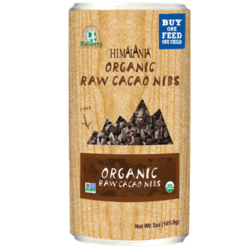 Natierra Raw Cacao Nibs Shaker 5 oz NT3652