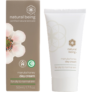 Natural Being Honey Day Cream Oily to Normal 1.7 oz NB3138