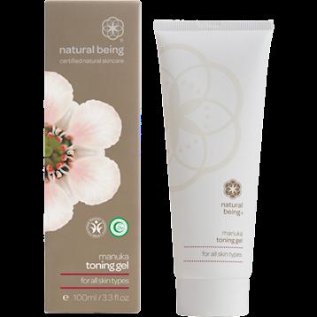 Natural Being Manuka Toning Gel All Skin Types 3.3 oz NB2148