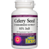 Natural Factors Celery Seed Extract 60 vcaps CELE1