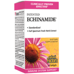 Natural Factors Echinamide 60 softgels NF5238