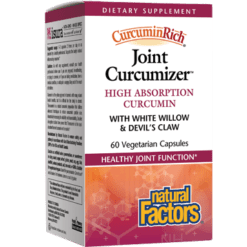 Natural Factors Joint Curcumizer 60 vegcaps NF5542