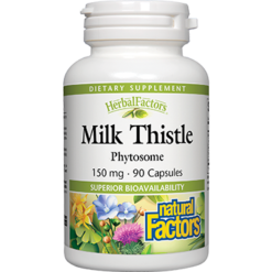 Natural Factors Milk Thistle Phytosome 90 capsules MIL39