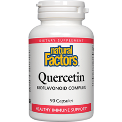 Natural Factors Quercetin 90 caps QUE22