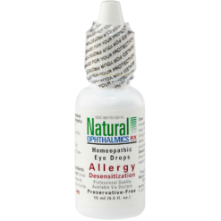 Natural Ophthalmics Inc Allergy Desensitization Eye Drops 0.5 fl oz N12015