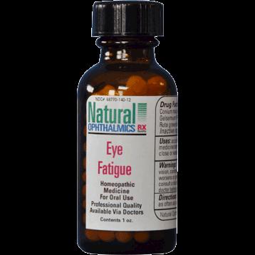 Natural Ophthalmics Inc Eye Fatigue Pellets 1 oz N14142